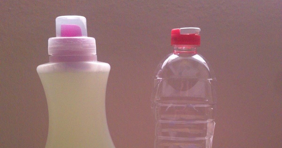 Una casa sana receta limpiador ecol gico 1 multiusos for Descalcificador de agua casero