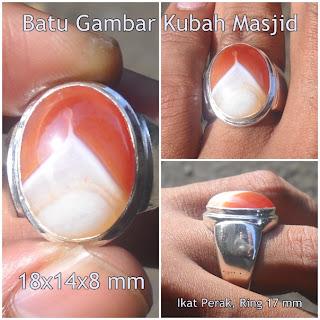 BG160- Batu Gambar Kubah Masjid_SOLD