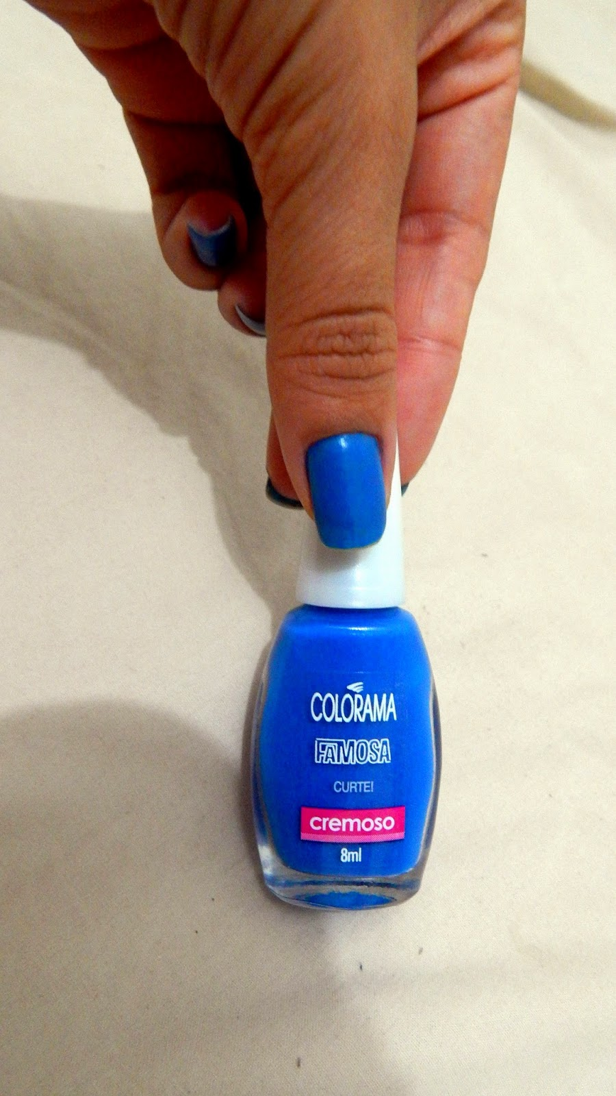 Unhas da Semana: Colorama Famosa - Curte!