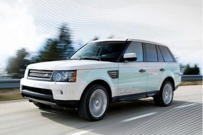2011 Land Rover Range e