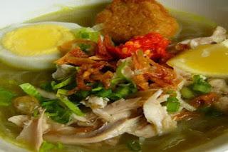 Soto Ayam Khas Tasikmalaya