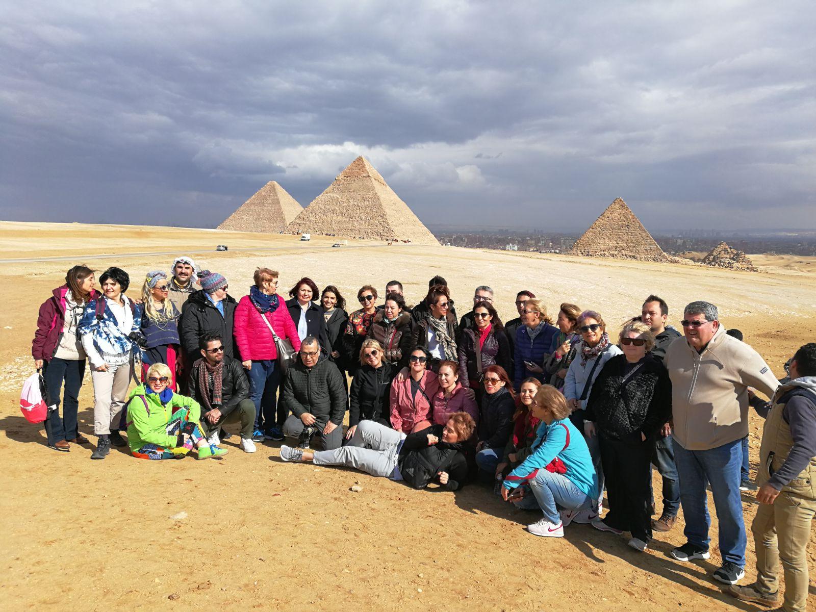 Dünya'nın En Gizemli Ülkesi Mısır'da Muhteşem 10 Gün