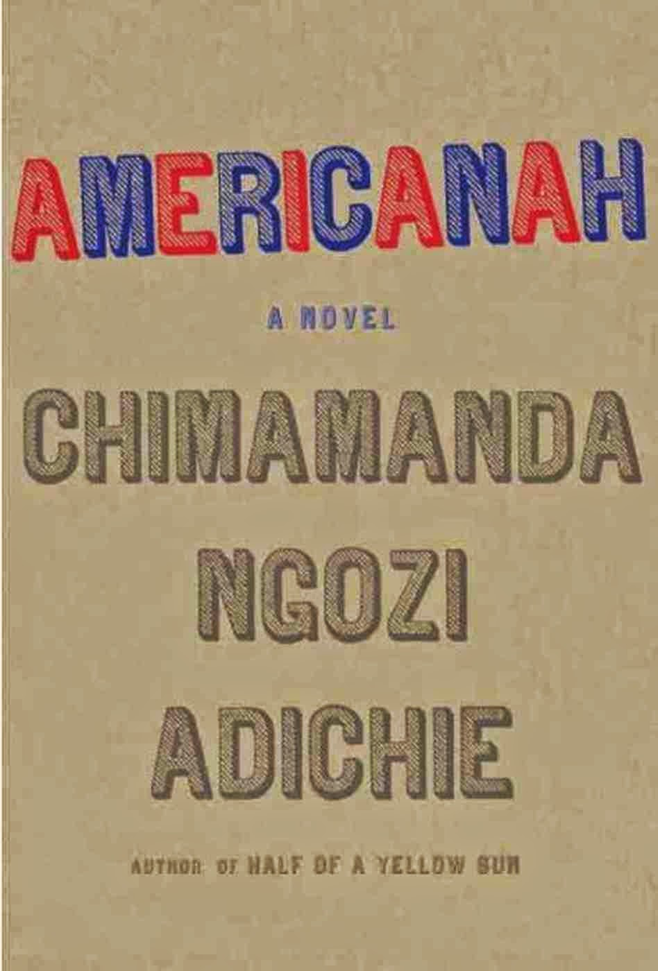 http://www.amazon.com/Americanah-Chimamanda-Ngozi-Adichie/dp/0307455920/ref=sr_1_1?s=books&ie=UTF8&qid=1420044942&sr=1-1&keywords=americanah