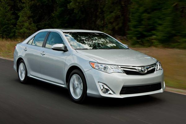 Daftar Harga Mobil Baru Toyota All New Camry 2012