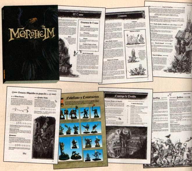 Reglamento de Mordheim
