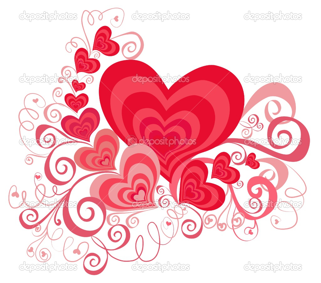 love in my heart: valentines day hearts hd wallpapers pictures