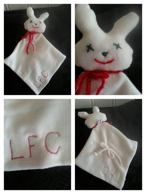 LFC koseklut laga av meg