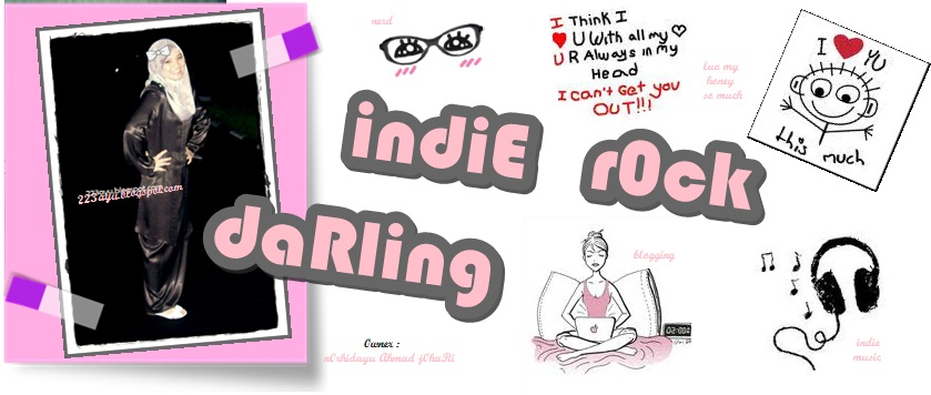 iNdiE Rock DaRling,,,
