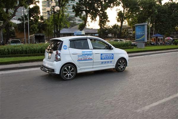 Cước vận tải, taxi sẽ giảm từ đầu tháng 1/2015