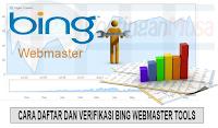 Cara Tips dan Trik Mendapatkan Kode Verifikasi webmaster bing terbaru