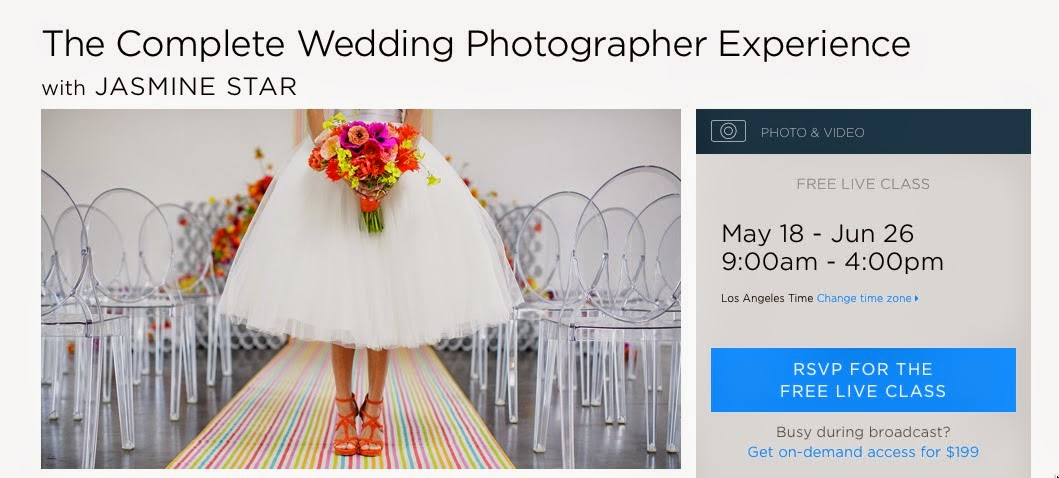 https://www.creativelive.com/courses/complete-wedding-photographer-experience-jasmine-star