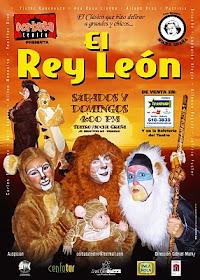 """""""El Rey León"""" 2da Temporada"""