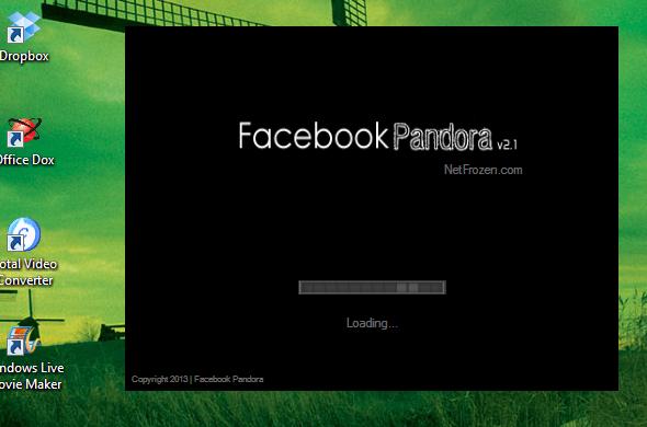 Facebook Pandora V2.1 Final Release