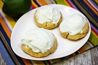 almond-flour-lime-cookies