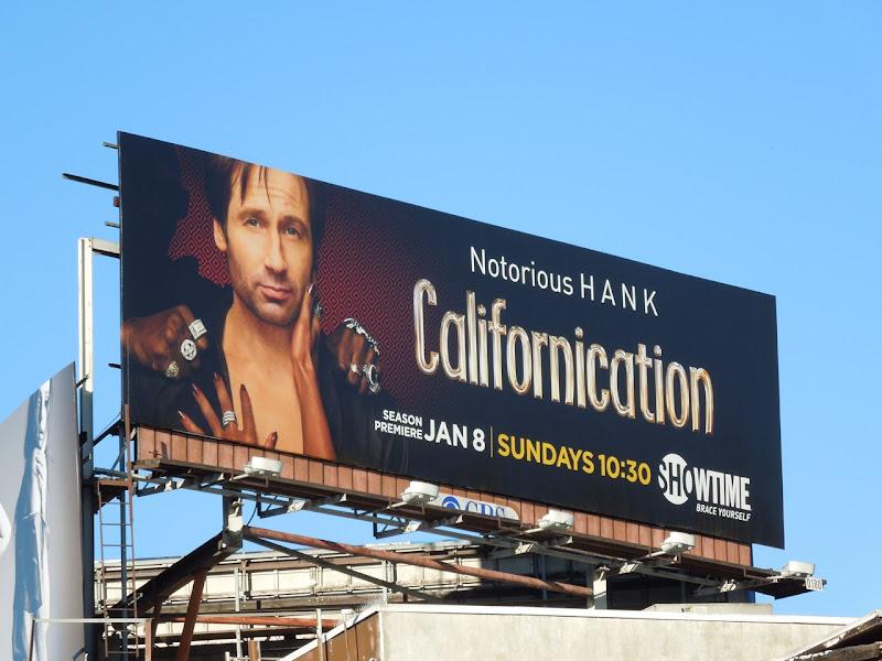 Californication season 5 billboard