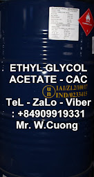 ETHYL GLYCOL ACETATE | CAC