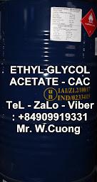 ETHYL GLYCOL ACETATE | CAC
