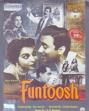 Funtoosh 1956 Hindi Movie Watch Online