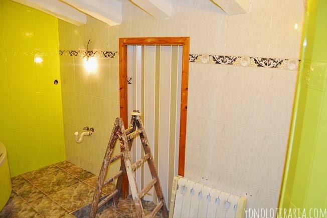 Yonolotiraria vamos a tunear el ba o cap tulo 4 - Pintura para azulejos del bano ...