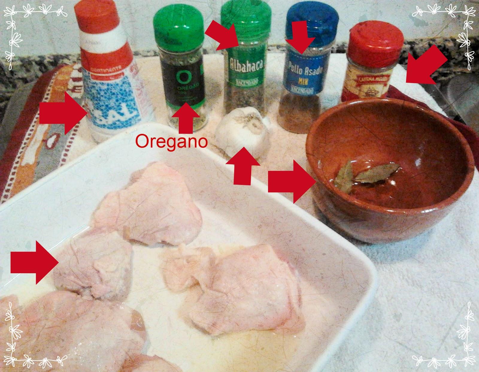 Pollo Picante Al Ajillo