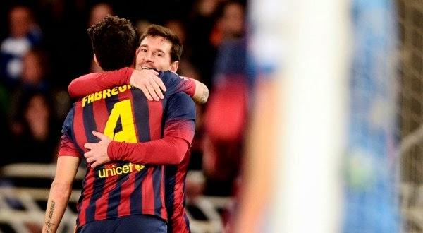 Messi Samai Rekor Zarra, Barca Buat El Clasico