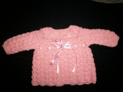 Crochet Bebe S Model