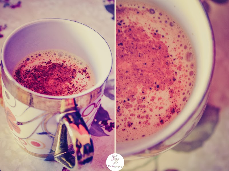 Y&Y Photography - Coffee au lait et cinnamon