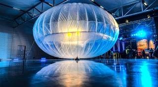 Tahun 2016, Ratusan Balon Google Masuk Indonesia