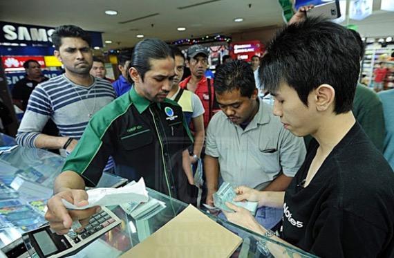 Mangsa 'dikurung' akibat tak mahu bayar telefon RM800 yang tiba-tiba jadi RM10,000