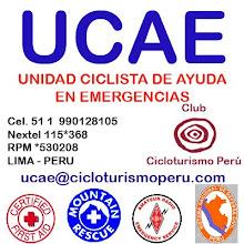 UCAE - Unidad Ciclista de Ayuda en Emergencias