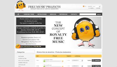 Música libre de derechos en directoriopax.com Música libre de derechos. Música libre de derechos de autor para proyectos audiovisuales y publicitarios.