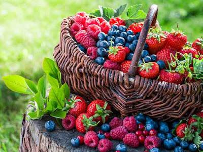 7 Alasan Mengapa Buah Jenis Berry Buahnya Surgawi Untuk Pria