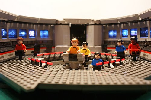 Lego Star Trek