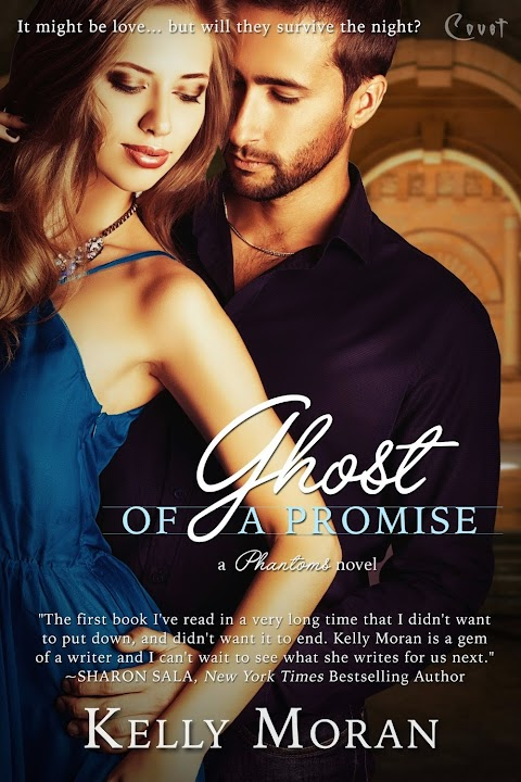 """Libros Paranormales Románticos: Ghost of a Promise """"El Fantasma de una Promesa"""""""