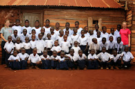 Bilde av noen av elevene
