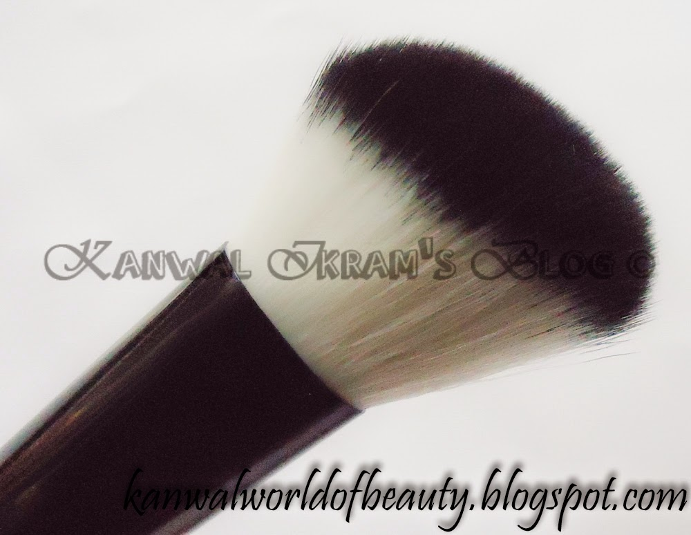 Angled Powder/Blush Brush