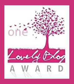 PREMI ONE LOVELY BLOG AWARD