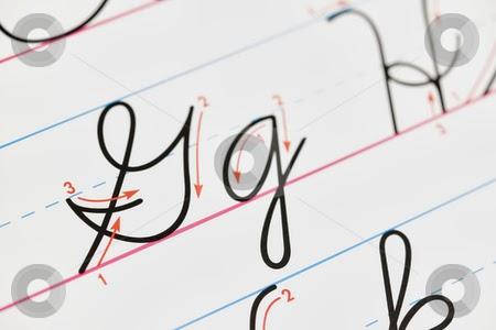 Script Handwriting Practice