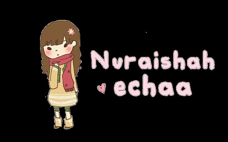 nuraishah echaa ♥