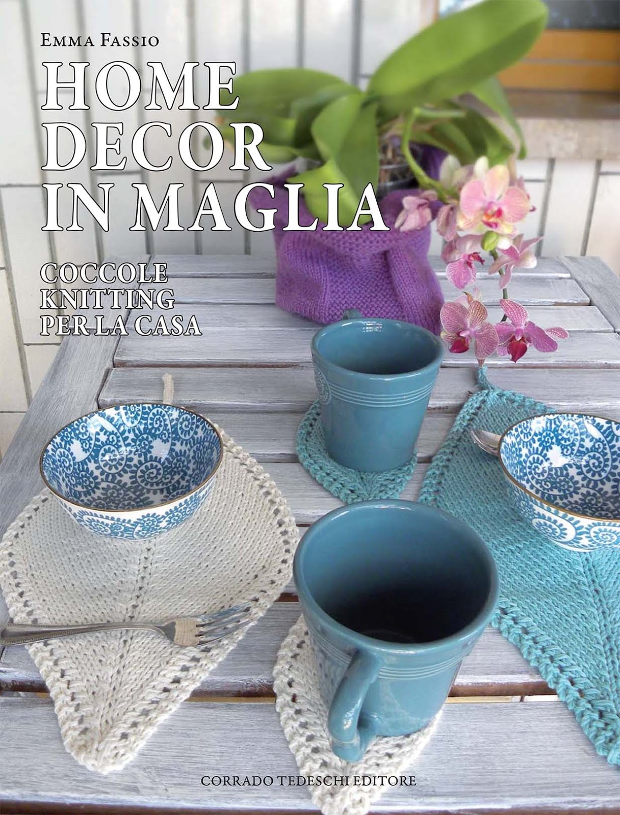 Home Decor in Maglia
