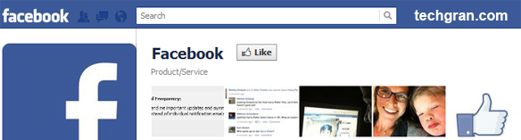 Facebook on Facebook, Product/Service