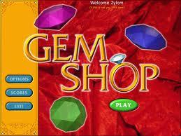 gem shop game