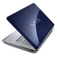 Sony Vaio VGN-CR220E drivers for Windows Vista