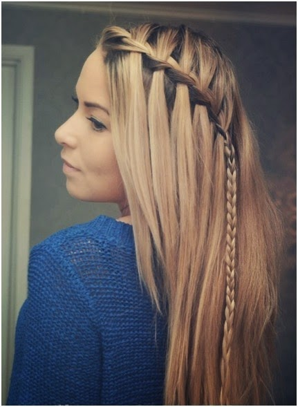 straight formal hairstyles for long hair}