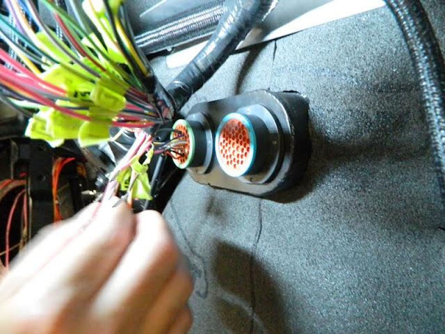 67 Nova Project: Wiring - Deutsch Bulkhead Connectors, Part 2 (July ...