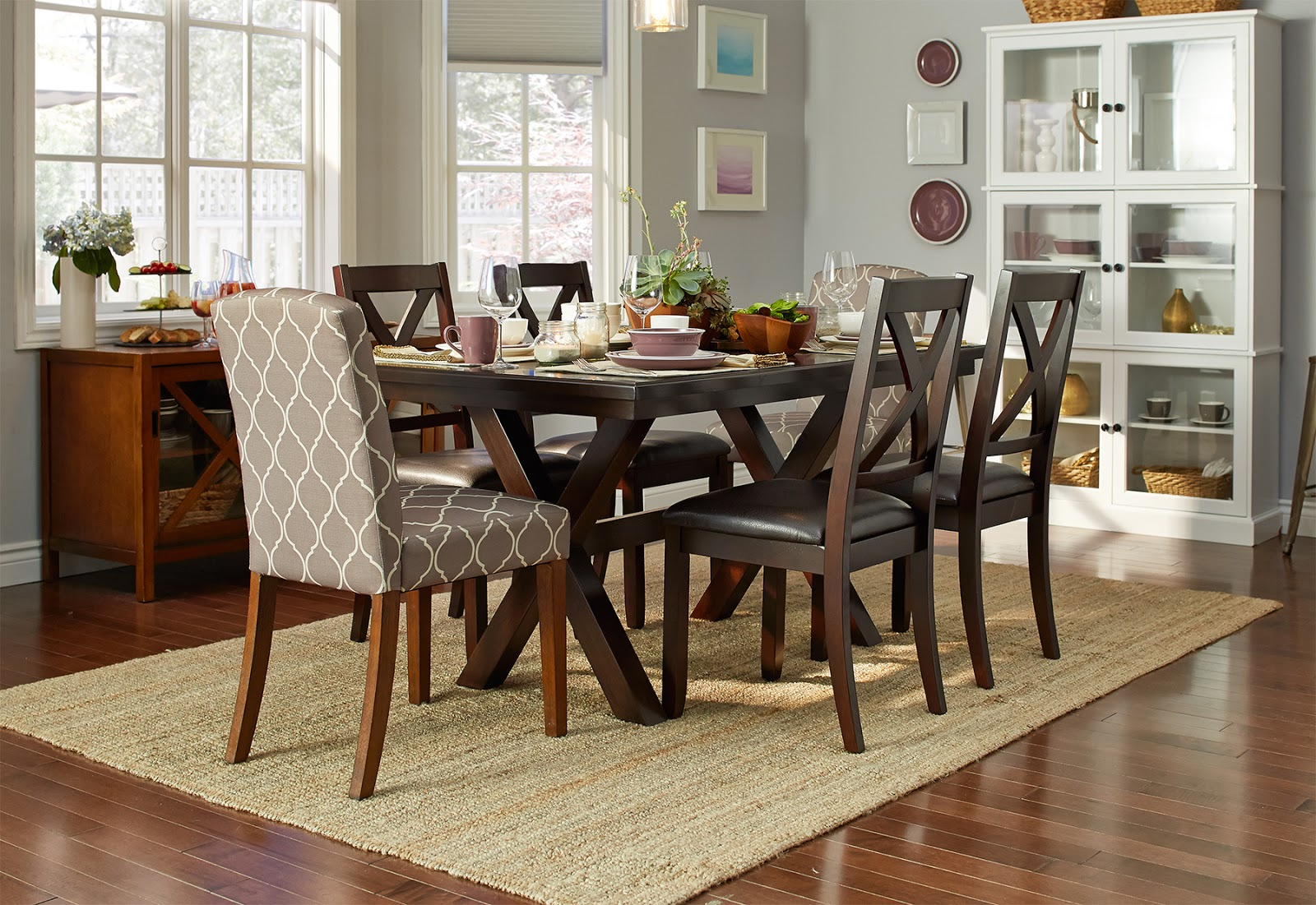 Canadian Dining Room Furniture elliven studio: introducing the canvas home and dining collection