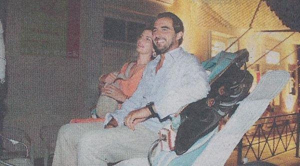 LA FAMILIA REAL GRIEGA: agosto 2011