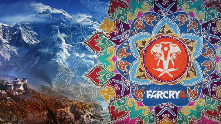 Far Cry 4 Art 1920x1080