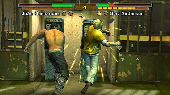 Fight Game Heroes یاری بۆ ئهندرۆید