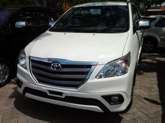 Toyota Kijang Innova Peserta Last Car Running 2014